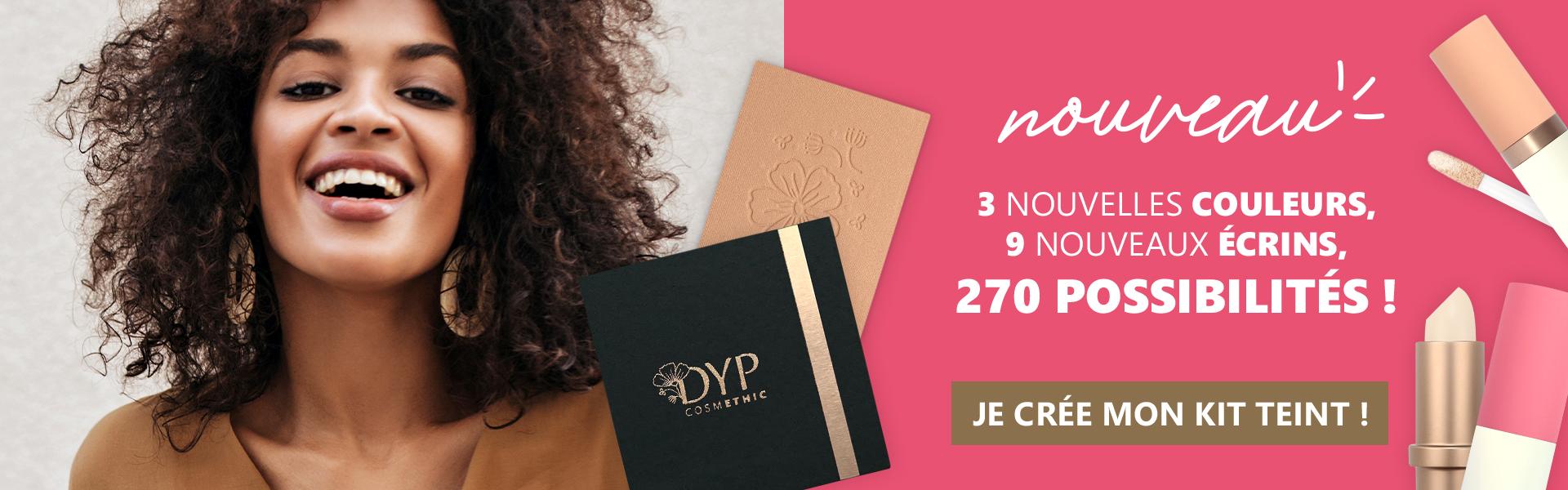 Nouveau - Ecrins DYP COSMETHIC